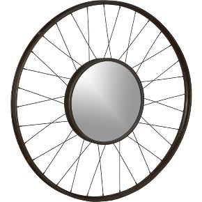 recycled bike mirror
