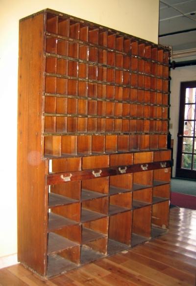 post office mail sorter