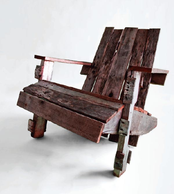 adirondack chair plans rockler