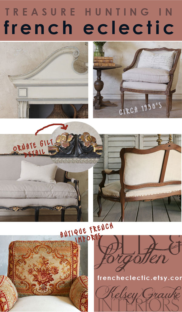 French Eclectic | Salvaged Grace